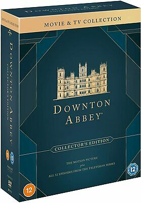 DOWNTON ABBEY 1-6 (2010-2015) COMPLETE Series Seasons+Christmas Specials BLU-RAY