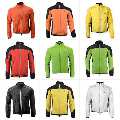 RockBros Cycling Bicycle Jerseys Bike Jacket Sport Riding Rain Wind Coat