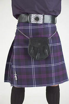 Cheiftain Heritage Of Scotland 8 Yard Deluxe Kilt £39.99 All Sizes Brand New