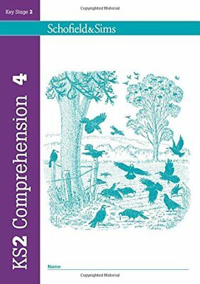 KS2 Comprehension Book 4: Year 6, Ages 10-11 (for t... by Celia Warren Paperback