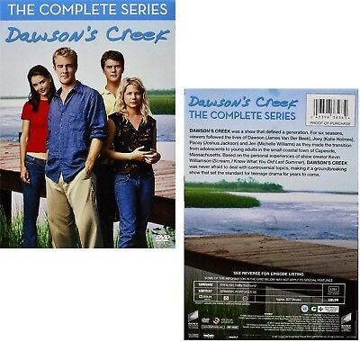 DAWSON'S CREEK 1-6 (Dawsons) (1998-2003): THE COMPLETE TV Series - NEW US R1 DVD