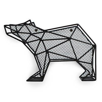 Bear Letter Organizer for Desk or Wall Hanging by Kikkerland