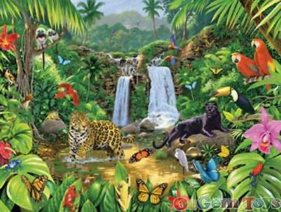 In the Jungle Ravensburger Jigsaw Puzzle 500 Pieces