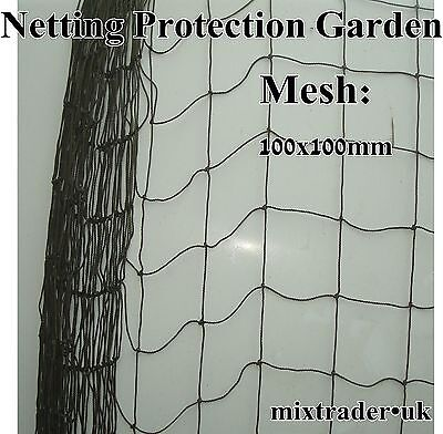 Cargo Cover Net Netting Heavy Duty Strong Pond Cover Child Safety Pool Protector