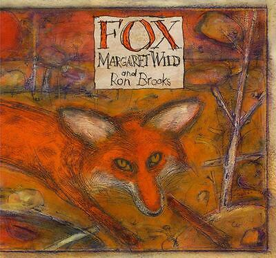 Fox by Margaret Wild (English) Paperback Book Free Shipping!