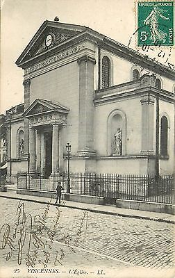 94 VINCENNES l'eglise