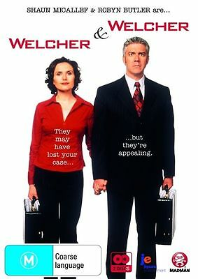 A13 BRAND NEW SEALED Welcher & Welcher - The Complete Series (DVD, 2010, 2-Disc)