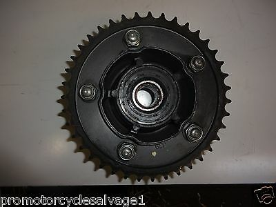 Honda Cb 1300 2003 2004 2005 2006 2007:sprocket Carrier - Rear:used Motorcycle