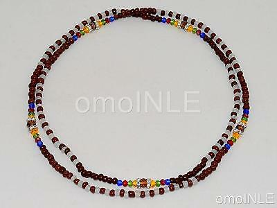 Collar De Aggayu Eleke Ifa Yoruba Glass Beads Great Quality Agayu Free Shipping
