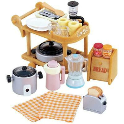 Kitchen Cookware Set - Sylvanian Families Free Shipping!