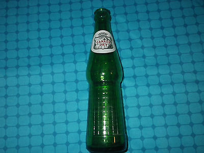 1960's CANADA DRY Green Bottle
