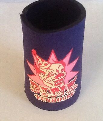 "New p!nk ""Funhouse"" beer / can holder foam koozie"