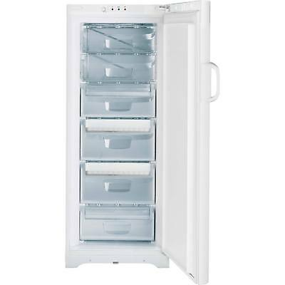 Indesit UIAA10.1 A+ 194 Litres 4 Drawers Fast Freeze Static Freezer in White