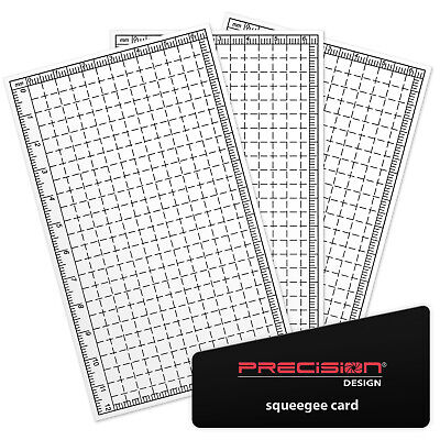 Precision Design Universal LCD Monitor Screen Protectors up to 5""