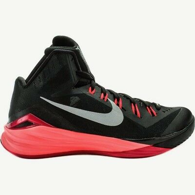 cca71afa3757 NIKE Hyperdunk 2014 Black Hyper Punch Basketball Shoes Sneakers NEW Mens 11  14