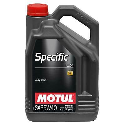 Motul BMW Specific LL-04 5W40 Fully Synthetic Engine Oil - 5 Litres