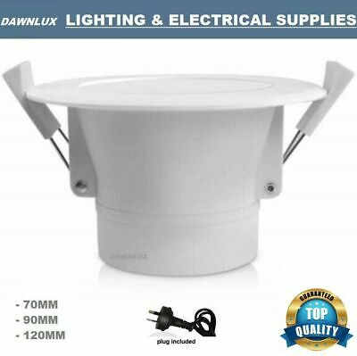 10 X 13W or 10W DIMMABLE OR NON DIMMABLE LED DOWNLIGHT KIT; WARM OR COOL WHITE