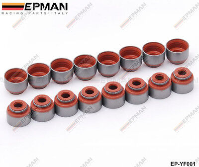 EPMAN RACING VTEC VITON VALVE STEM SEAL KIT fits HONDA B D F K ENGINES