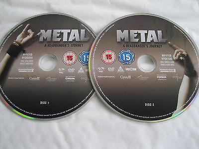 METAL - a Headbanger's Journey presented by Sam Dunn - 2 discs {DVD}