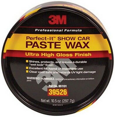 3M 39526 Perfect-It™ Show Car Paste Wax 10.5 Oz.
