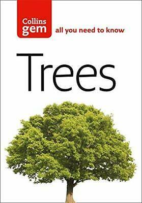 Trees (Collins Gem) by Fitter, Alastair Paperback Book The Cheap Fast Free Post
