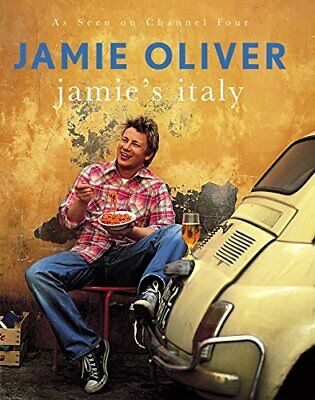 Jamie's Italy, Oliver, Jamie Hardback Book The Cheap Fast Free Post