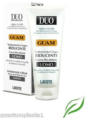 Duo Crema Guam Riducente Uomo 200 Ml