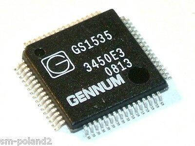 GS1535 GENNUM 64LQFP GS1535-CFU [QTY=1pcs]
