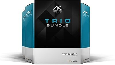 XLN Audio Addictive Keys Trio 3 AK Instruments Pack LICENSE/Electronic Delivery