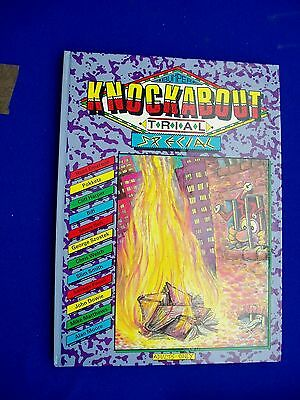 Bumper Knockabout Trial Special. Hardcover, UK undergrounds. 1984. VFN.