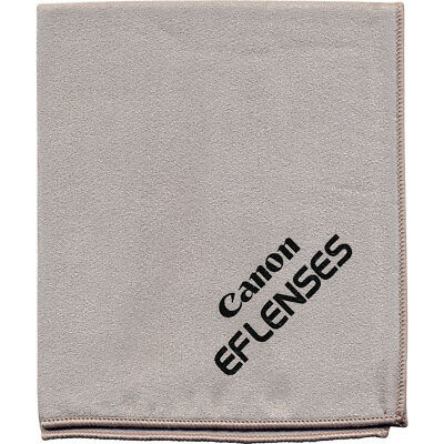 Canon EF Lens Digital Camera Microfiber Cleaning Cloth