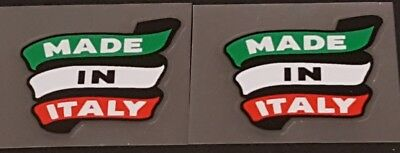 Made in ITALY decal banner type (sku 204)