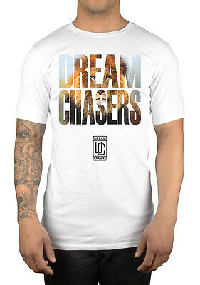 88719d2235b MEEK MILL DREAMCHASERS Dc Pendant Gold Cuban Link Chain Necklace ...