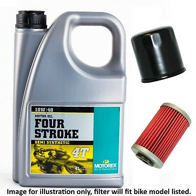 Honda CB 900 FA D.O.H.C. 1980 Motorex Semi Synthetic Oil and Filter Kit