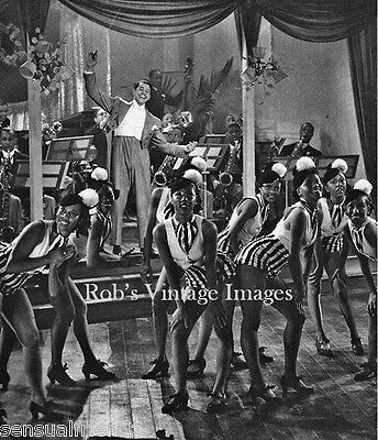 Big Band Jazz:Star Cab Calloway Cotton Club New York 1930's Flappers Prohibition