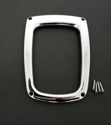 VW Golf MK4 Seat Toledo Leon Audi A3 A6 Passat Chrome Gear Frame Bezel Surround