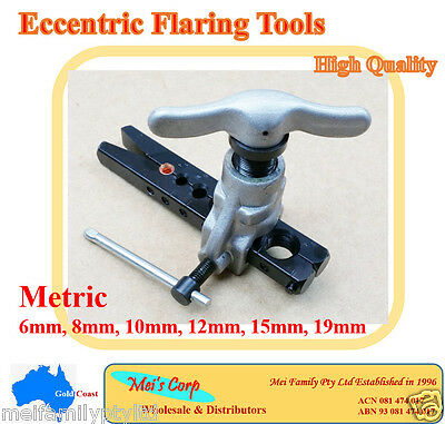 Eccentric Flaring Tools Kit, Metric, Plumbing Air-condition Refrigeration
