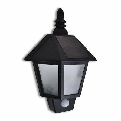 solarlampe gartenlampe au enlampe solarleuchte wandleuchte wandlampe mit sensor eur 17 99. Black Bedroom Furniture Sets. Home Design Ideas