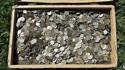 30 Pieces Lot Ussr Kopeks Soviet Coins 1961-1991 Collectible Money From Cccp