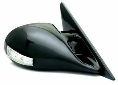 For 92-95 Civic 4Dr M-3 Style LED Manual Side Mirror W// indicator arrow signal