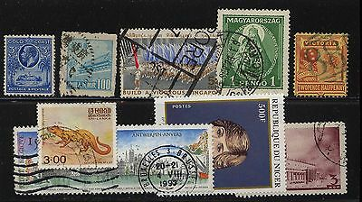 (Lot 16410) Foreign Used Collection