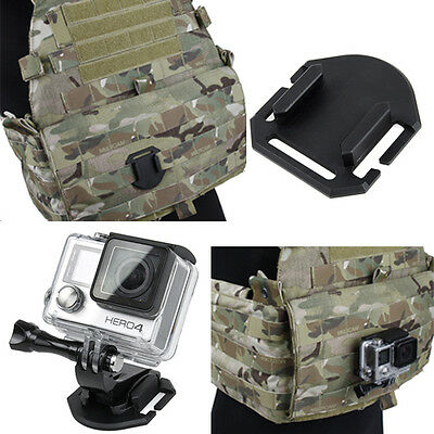 MOLLE Hanging seat Mount For Gopro Hero4 Camera New