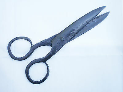 ANCIENT RARE Iron SCISSORS Kievan Rus Golden Horde circa 12 -14 century AD