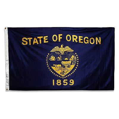 NEW 3x5 ft OREGON STATE OF FLAG