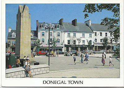 Southern Ireland Postcard - Donegal Town    AB1644