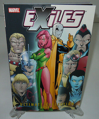 Exiles Ultimate Collection Book 5 Sunfire Marvel TPB Trade Paperback Brand New