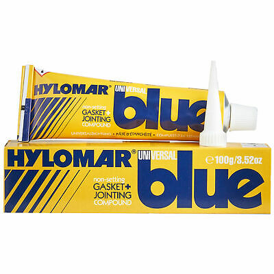 Hylomar Universal Blue Gasket & Jointing Compound - 100g Tube