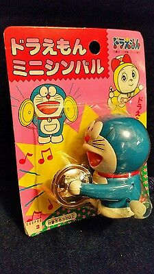 Rare! Doraemon w/ Cymbols  Vintage Wind Up Toy NIP ~ Ray Rohr Cosmic Artifacts