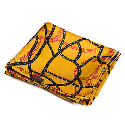 Rapha Cycling print silk scarf. Various Styles. Style:- PSF01XX. One Size.