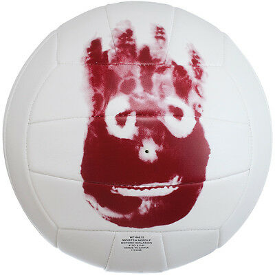 Wilson Mr Wilson Castaway Volleyball Official Weight Size - White